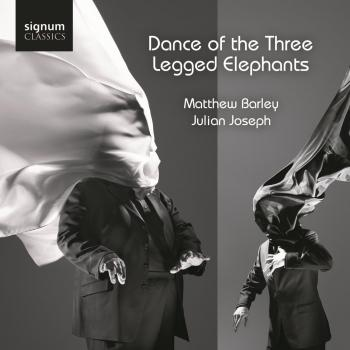 Cover Dance of the Three-Legged Elephants (Works by Julian Joseph, Jobim and Pastorius)