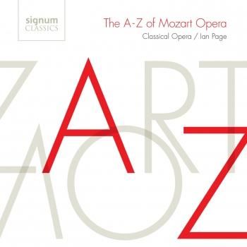 Cover The A-Z of Mozart Opera