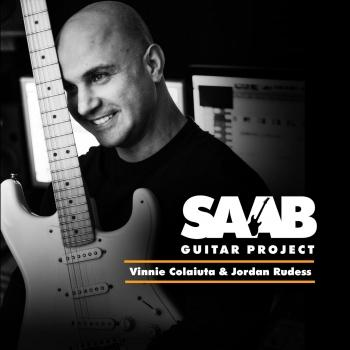 Cover Saab Guitar Project