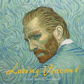 Cover Loving Vincent (Original Motion Picture Soundtrack)