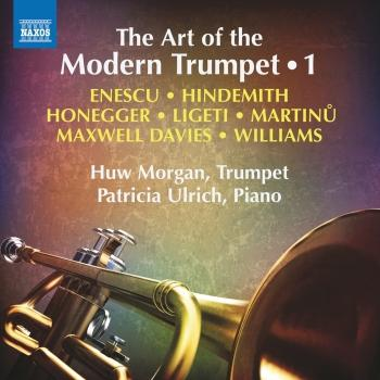 Cover The Art of the Modern Trumpet, Vol. 1