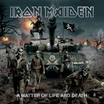 Cover A Matter Of Life And Death