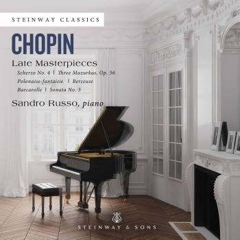 Cover Chopin: Late Piano Masterpieces