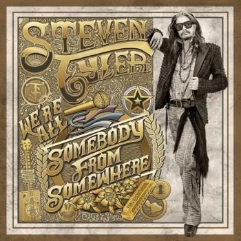 Cover We're All Somebody From Somewhere