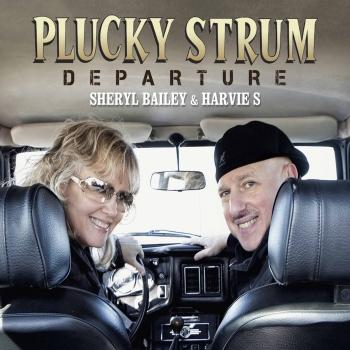 Cover Plucky Strum - Departure