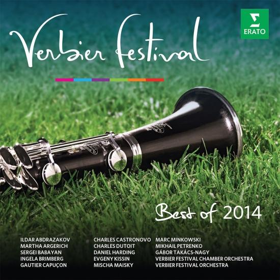 Cover Verbier Festival Best of 2014