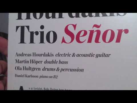 Video Andreas Hourdakis Trio play Bob Dylan!