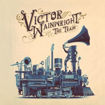 Cover Victor Wainwright & The Train