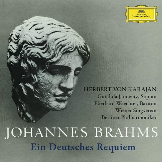 Cover Brahms: Ein deutsches Requiem, Op.45 (Remastered)