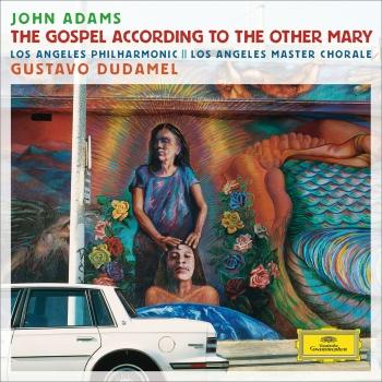 Cover Adams: The Gospel According To The Other Mary