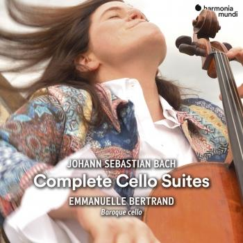 Cover Bach: Complete Cello Suites