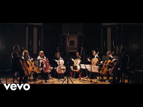 Video Cello Octet Amsterdam, Joep Beving - Beving: Hanging D (Cello Octet Amsterdam Version)
