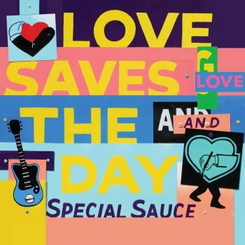 Cover Love Saves The Day