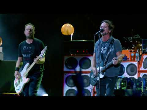 """Video Pearl Jam """"Corduroy"""" - Let's Play Two"""