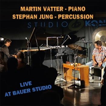 Cover Live at Bauer Studio