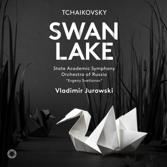 Cover Tchaikovsky: Swan Lake, Op. 22, TH 12 (1877 Version)