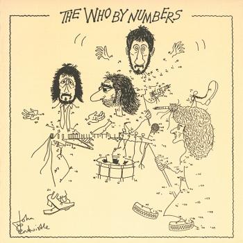 Cover The Who By Numbers