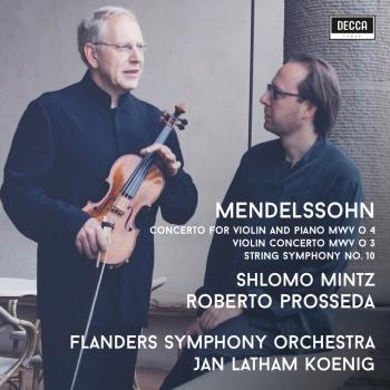 Cover Mendelssohn: Violin Concertos (Remastered)