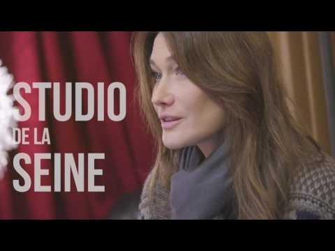 Video Carla Bruni - French Touch (Trailer)