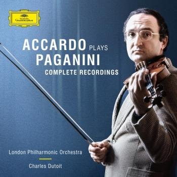 Accardo Plays Paganini - The Complete Recordings