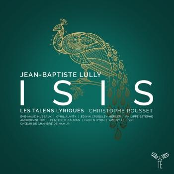 Cover Lully: Isis