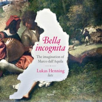 Cover Bella Incognita: The Imagination of Marco dall'Aquila