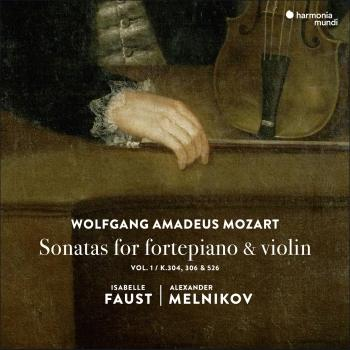 Mozart: Sonatas for Fortepiano and Violin