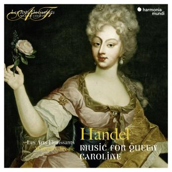 Cover Handel: Music for Queen Caroline
