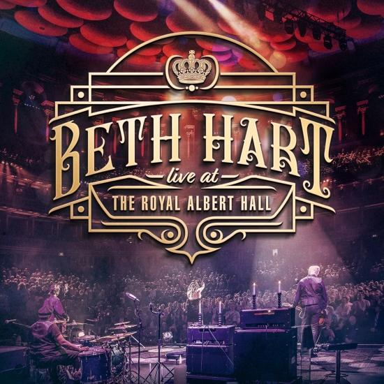 Cover Live At The Royal Albert Hall