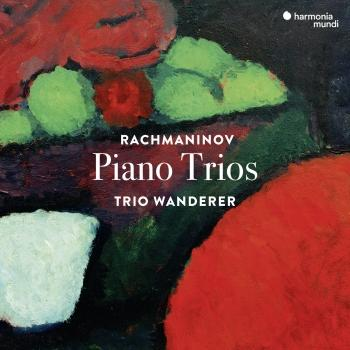Cover Rachmaninov: Piano Trios