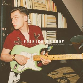 Cover Patrick Droney