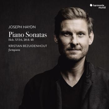 Cover Haydn: Piano Sonatas