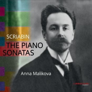 Cover Alexander Scriabin: The Piano Sonatas
