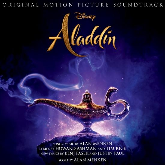 Cover Aladdin (Original Motion Picture Soundtrack)