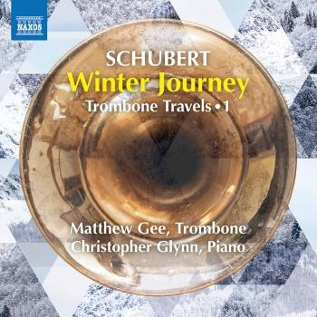 Cover Winter Journey: Trombone Travels, Vol. 1