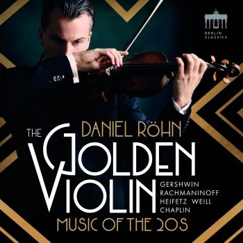 Cover The Golden Violin (Music of the 20s)