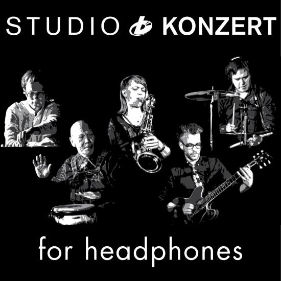 Cover Studio Konzert for Headphones