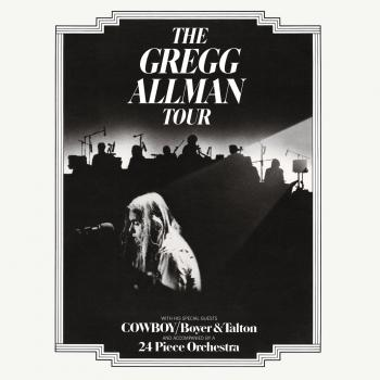 Cover The Gregg Allman Tour (Remastered)