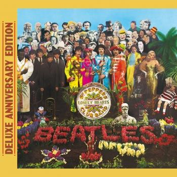 Cover Sgt. Pepper's Lonely Hearts Club Band (Deluxe Anniversary Edition)