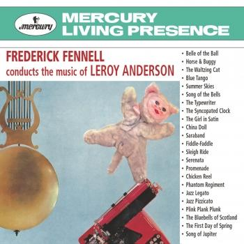 Cover Frederick Fennell Conducts The Music Of Leroy Anderson