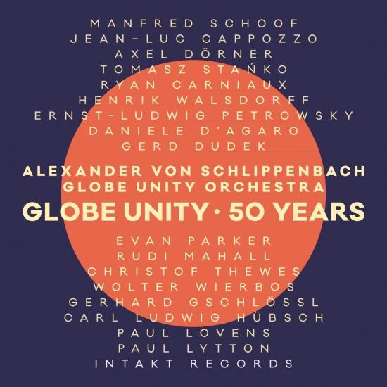 Cover Global Unity (50 Years - Live)
