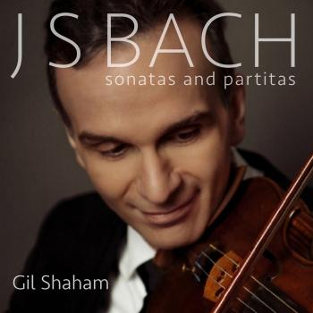 Cover Bach: Sonatas and Partitas, BWV 1001 - BWV 1006