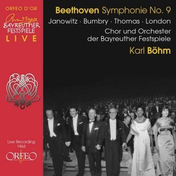 Cover Beethoven: Symphony No. 9 in D Minor, Op. 125 Choral (Live)