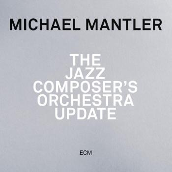 Cover Jazz Composers Orchestra Update