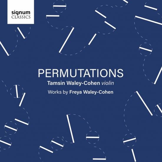Cover Waley-Cohen: Permutations