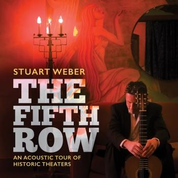 Cover Stuart Weber: The Fifth Row