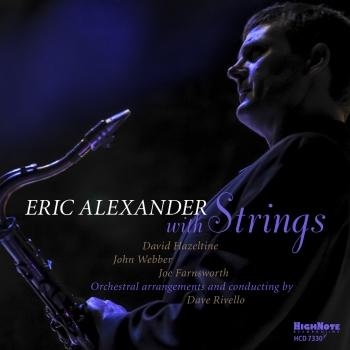 Cover Eric Alexander with Strings