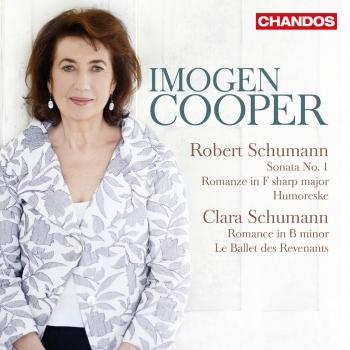 Cover Robert & Clara Schumann: Works for Piano