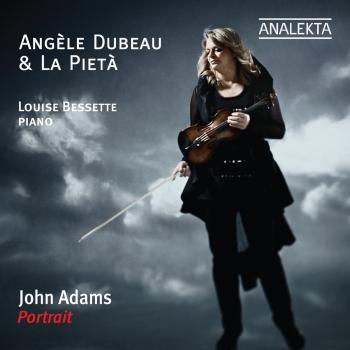 Cover John Adams - Portrait