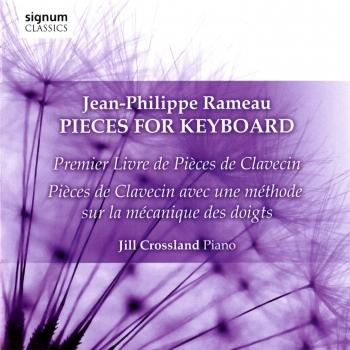 Cover Rameau: Pieces for Keyboard